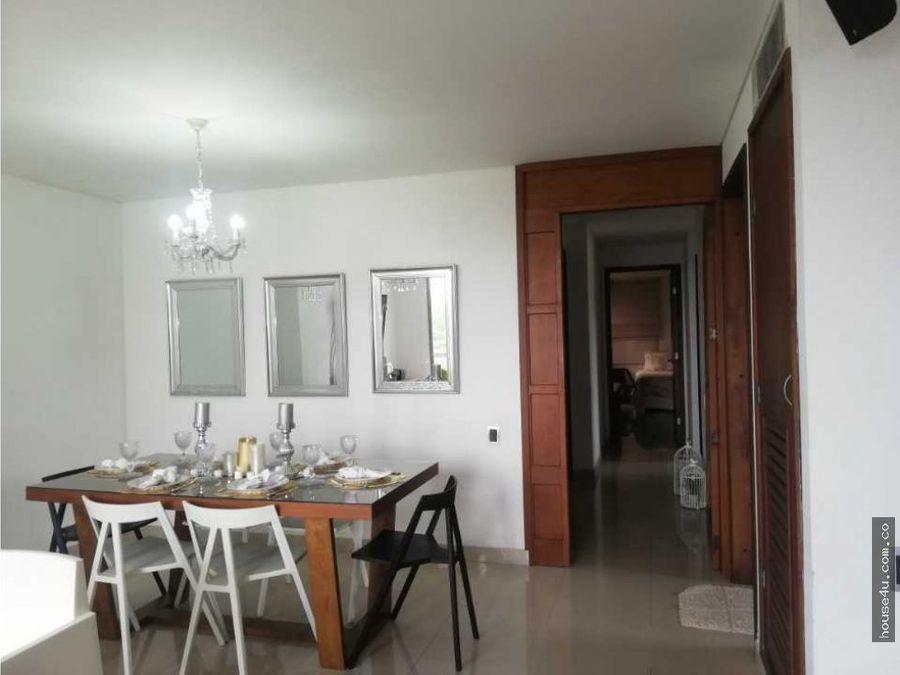 apartamento en venta en el barrio del prado barranquilla