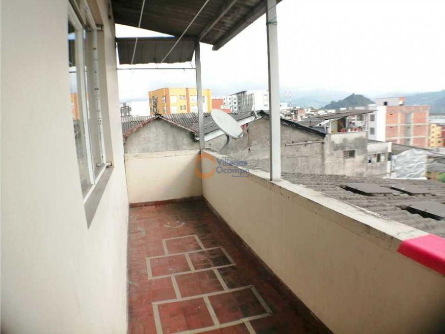 apartamento en venta permuta en el barrio lleras manizales
