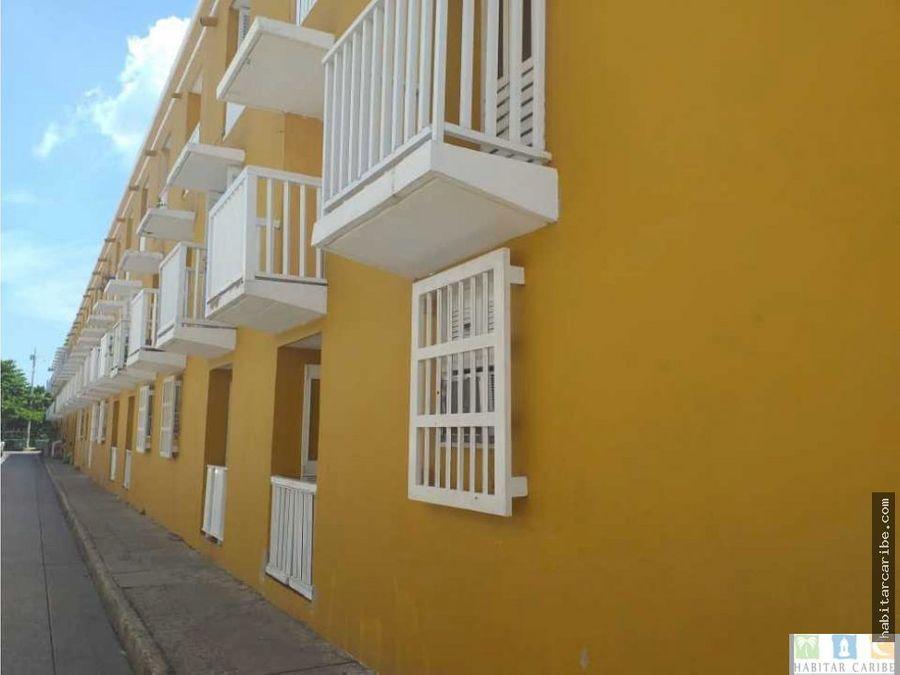 apartamento en venta en el centro historico