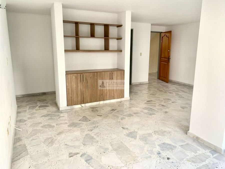apartamento en venta en conjunto en el departamental cali