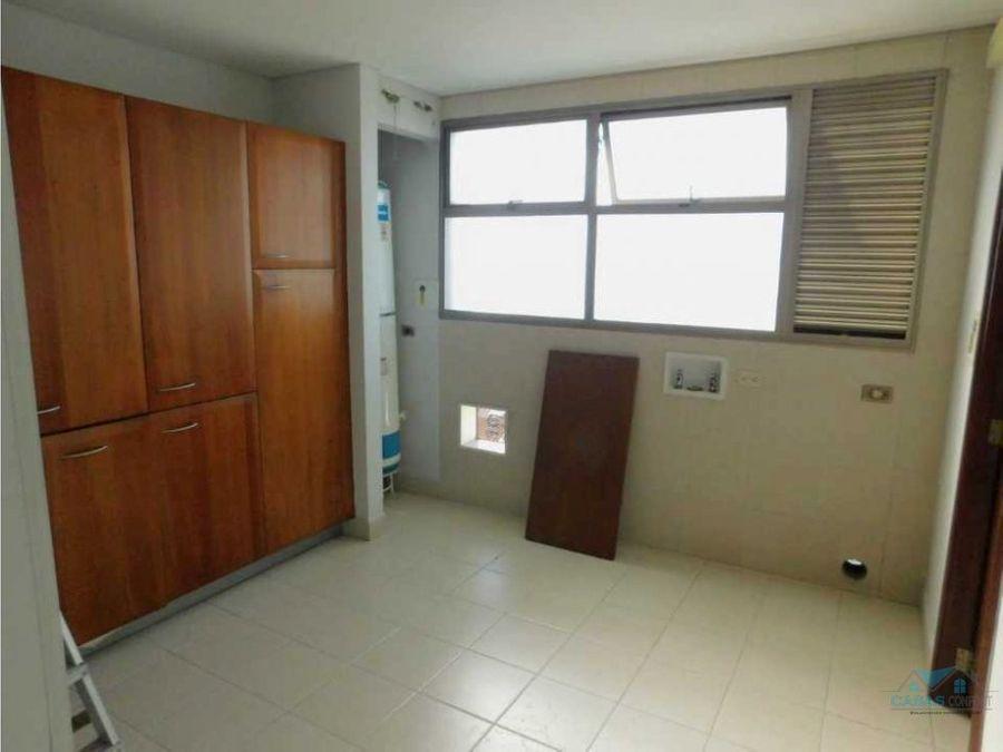 apartamento en venta en el poblado las santas