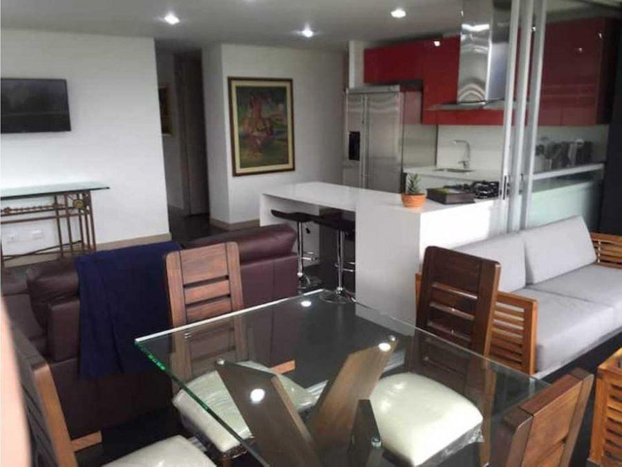 apartamento en venta en el poblado los balsos parte baja medellin