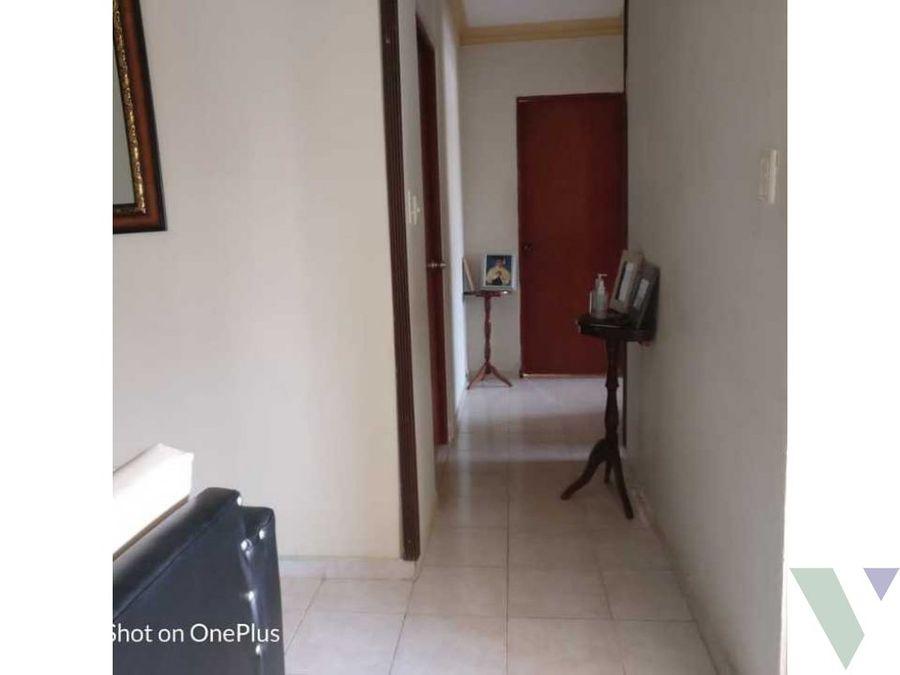 apartamento en venta en el residencial carmen renata iii