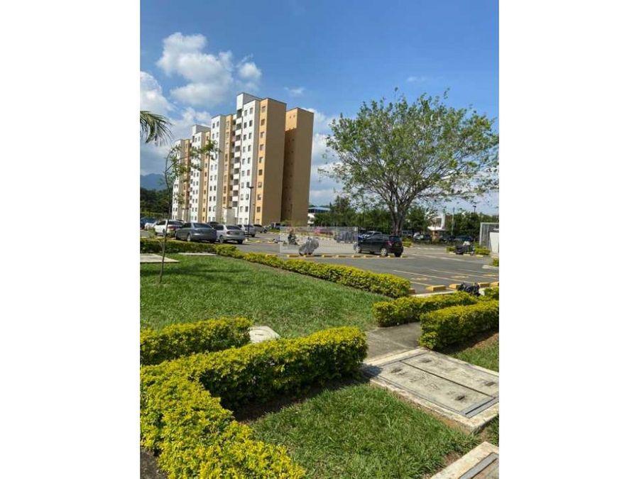 apartamento en venta en el sector loma de piedra jamundi am