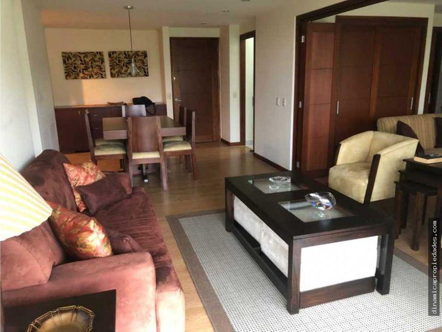 apartamento en venta en el sector san lucas