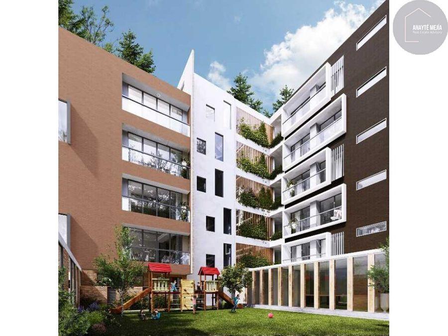 apartamento en venta en kanajuyu zona 16