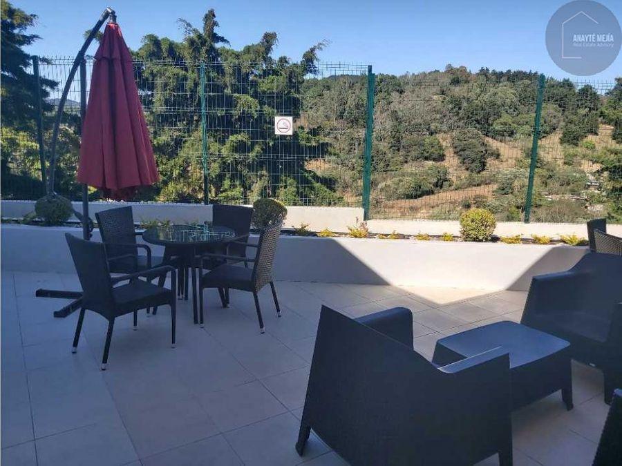 apartamento en venta en km165 entrada a olmeca alika club residencial