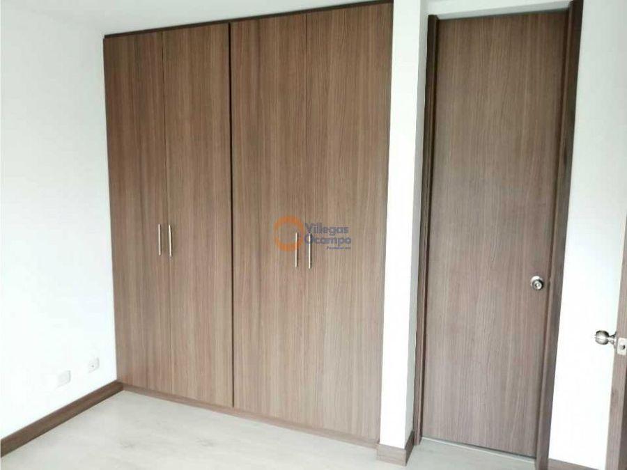 apartamento en venta en la carola manizales