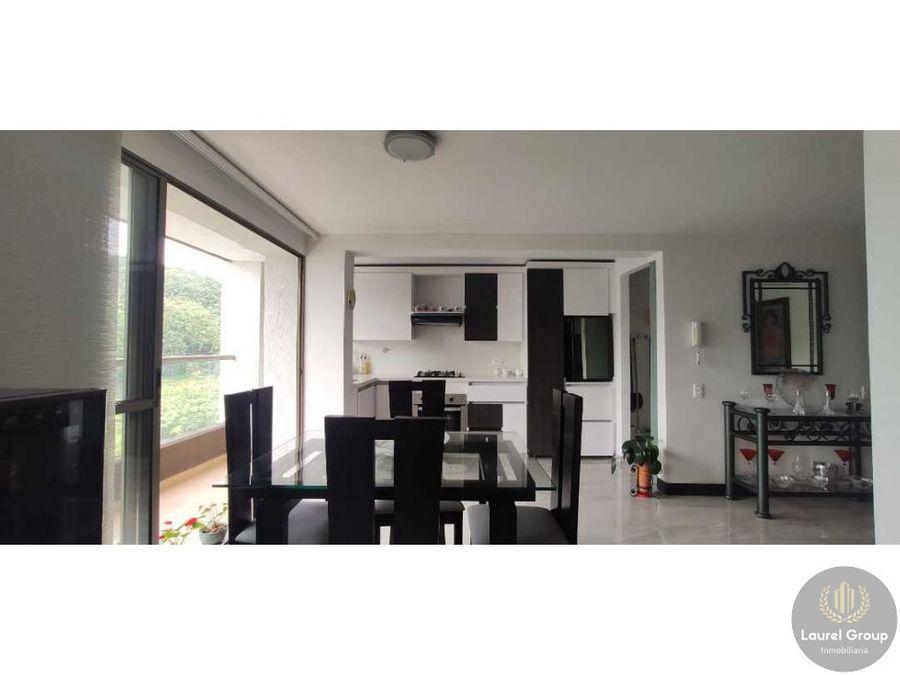 apartamento en venta en la unidad con mejores zonas comunes de sabanet