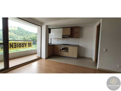 apartamento en venta en la unidad mas completa de sabaneta