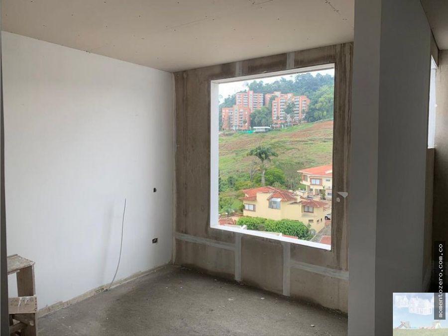apartamento en venta en pereira en pinares edificio monaco piso 8