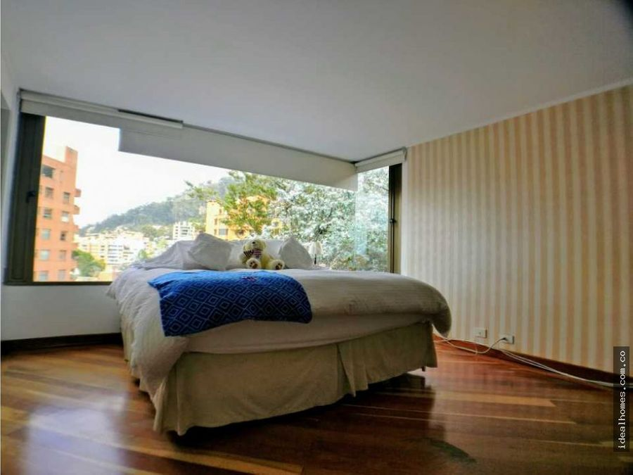 apartamento venta rosales terraza bogota