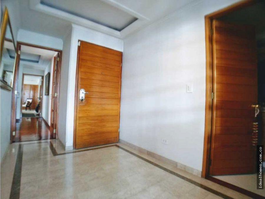 apartamento venta balcon santa barbara
