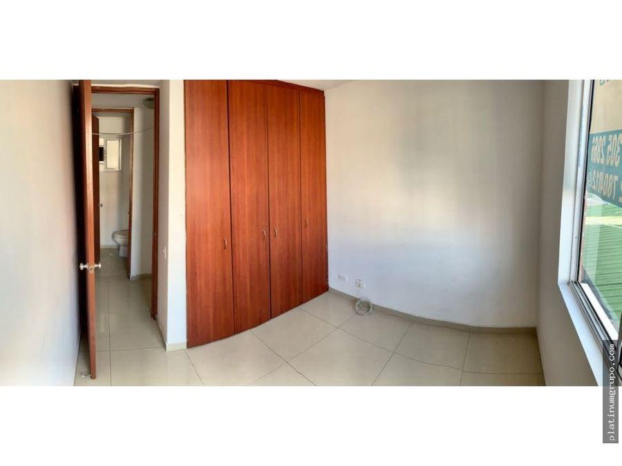 apartamento en venta en valle del lili cali fd