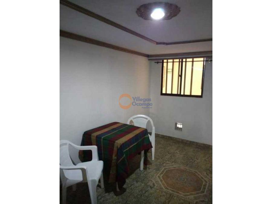 apartamento en venta en villa pilar manizales