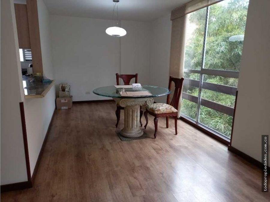 apartamento en venta envigado sector la salle 128 mts