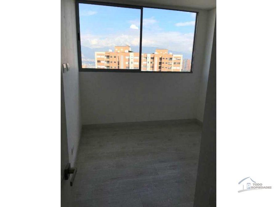 apartamento en venta envigado sector el chocho con intermedia