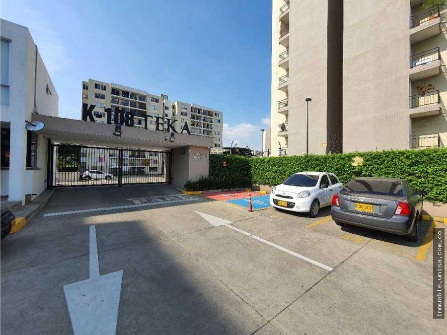 apartamento en venta k 108 teka ciudad bochalema