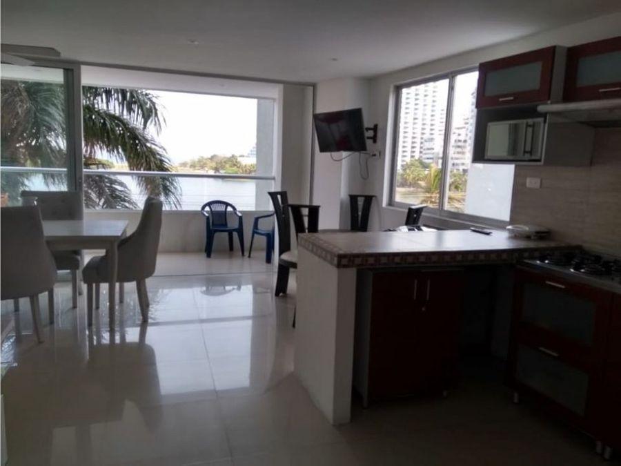 apartamento en venta laguito cartagena