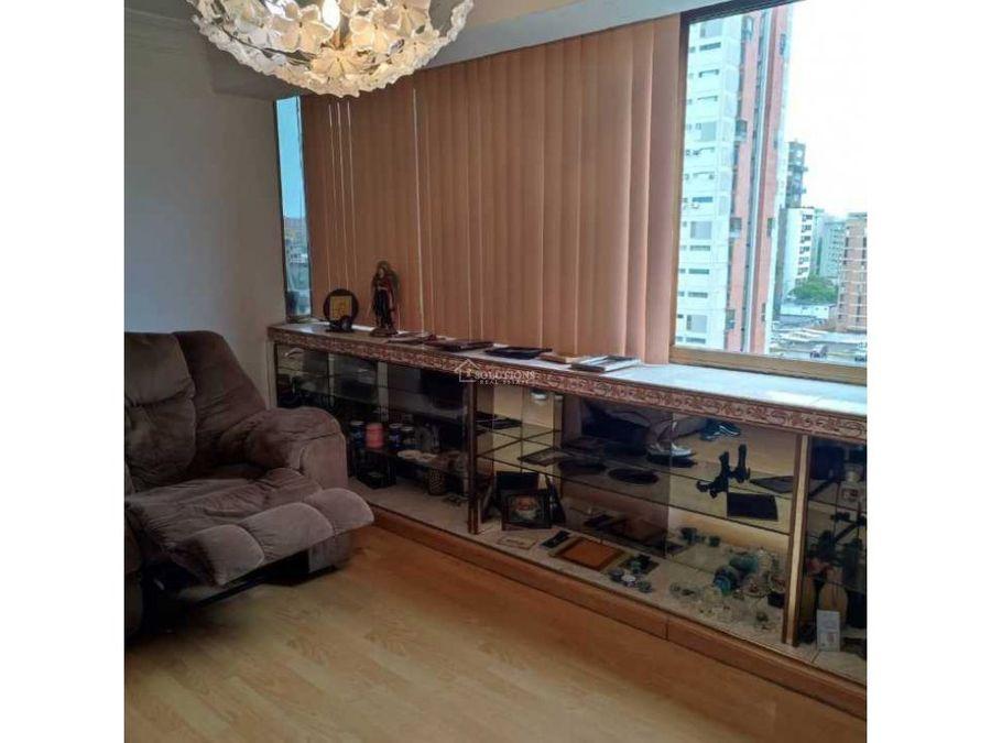 apartamento en venta en rio lama bqto katiuska sanchez