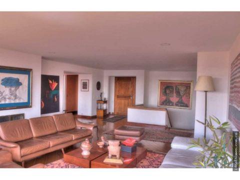 apartamento en venta rosales penthouse 354m2