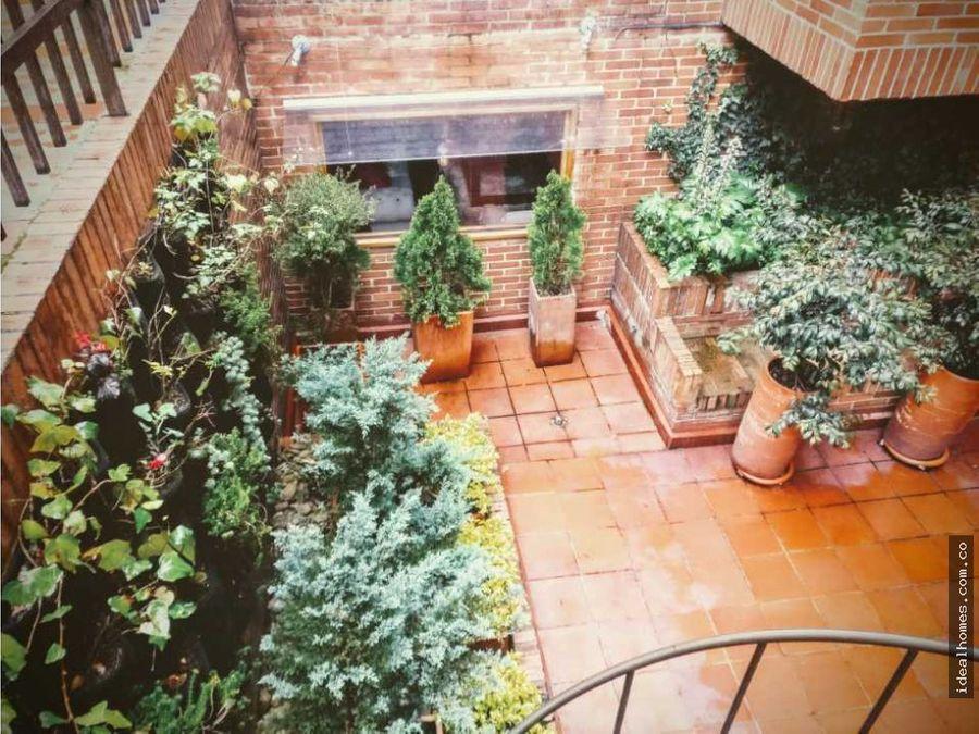 apartamento venta rosales duplex bogota