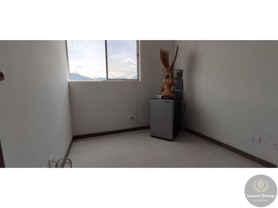 apartamento en venta sabaneta sector asdesillas
