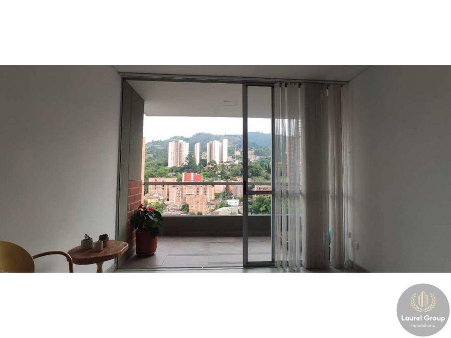 apartamento en venta sector asdesillas como nuevo piso alto con vista