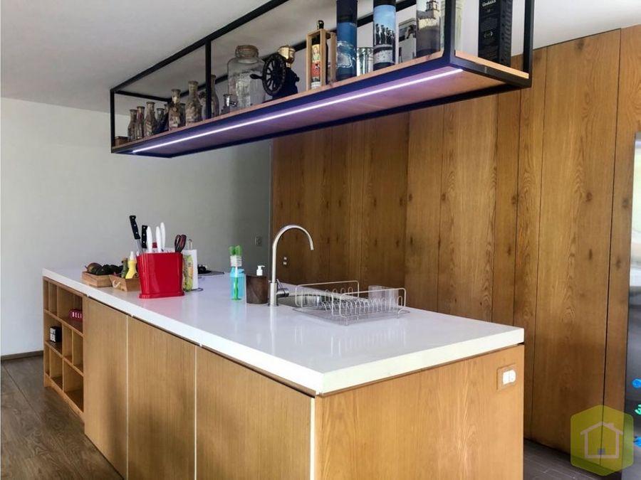 apartamento en venta sector san lucas el poblado
