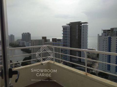 apartamento en venta torices cartagena