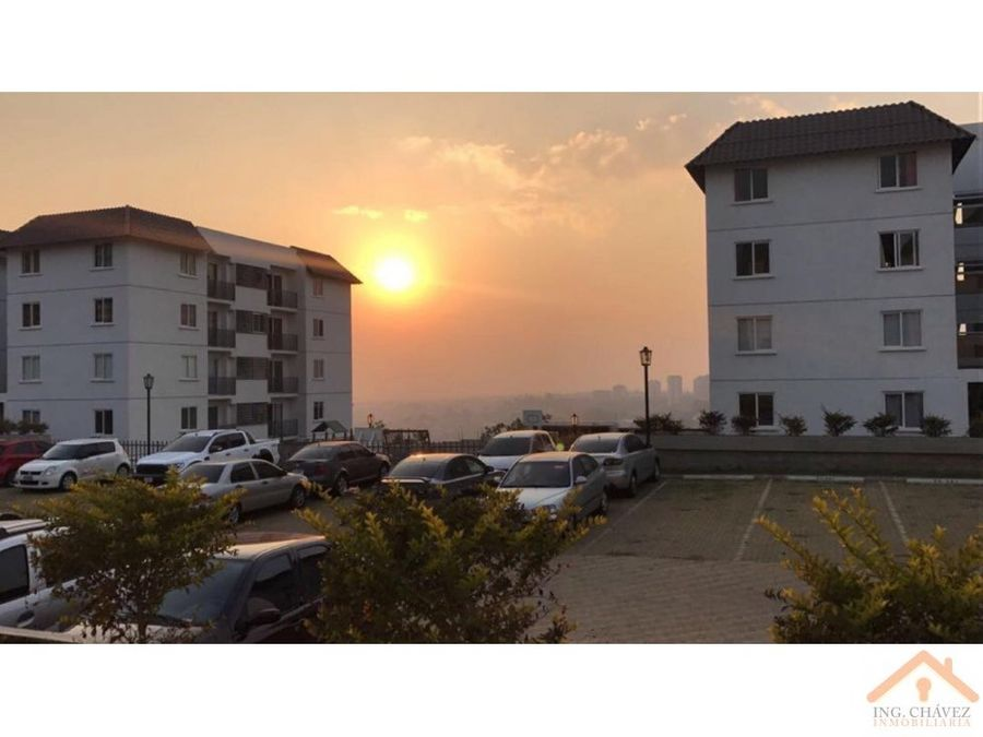 vendo apartamento en villas granada