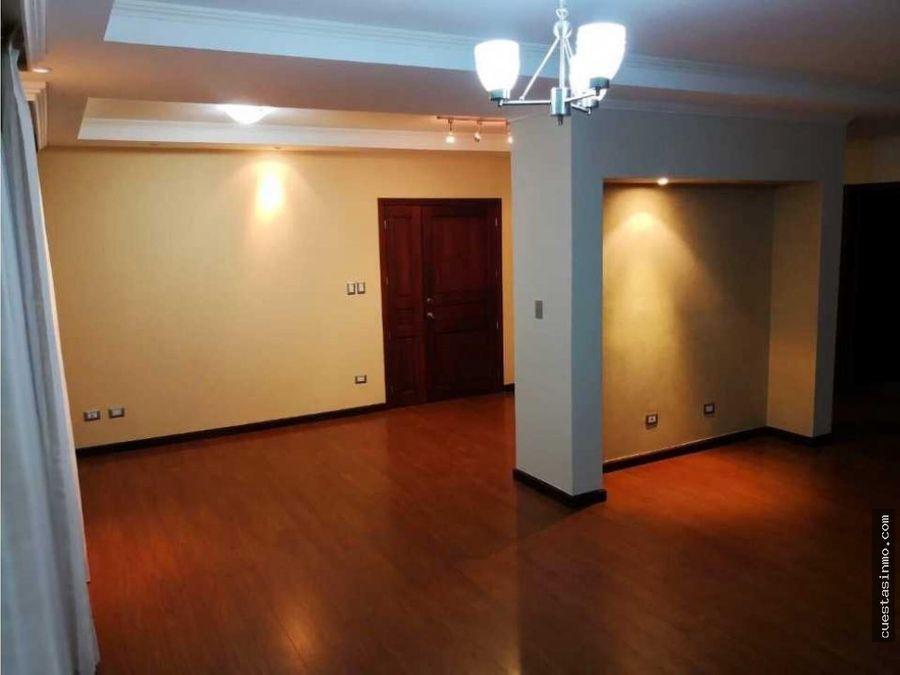 apartamento en venta y renta zona 10 1