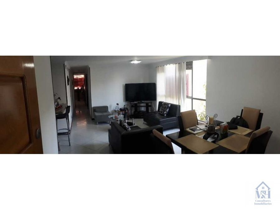 apartamento en venta 67m2 valadares bello