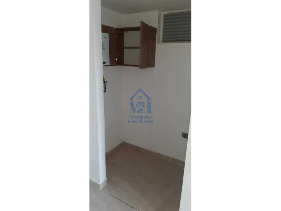 apartamento en venta 62m2 en cabanas bello