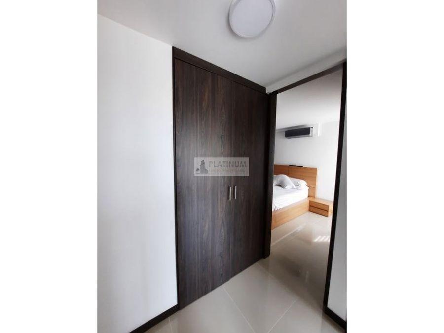 apartamento en venta 7 piso en valle del lili fd