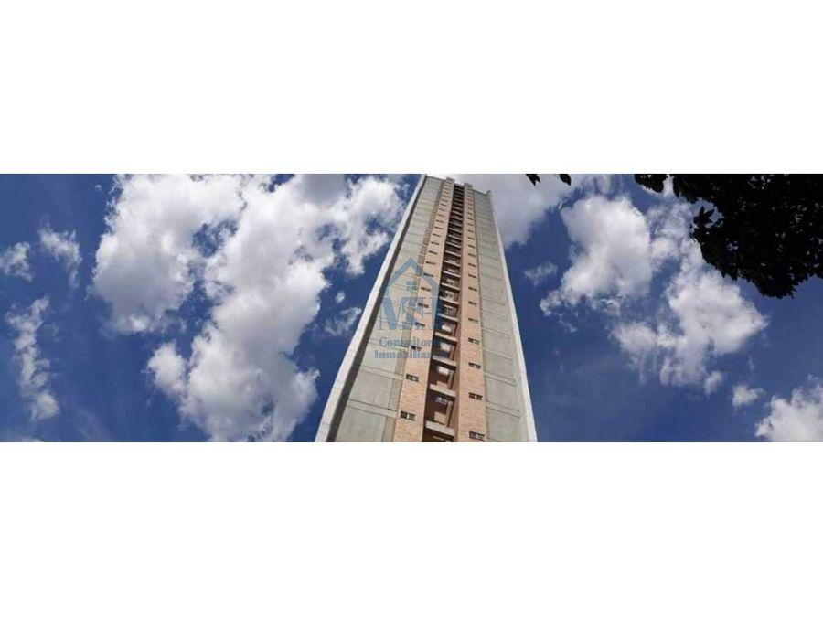 apartamento en venta 80m2 piso 24 cabanitas bello