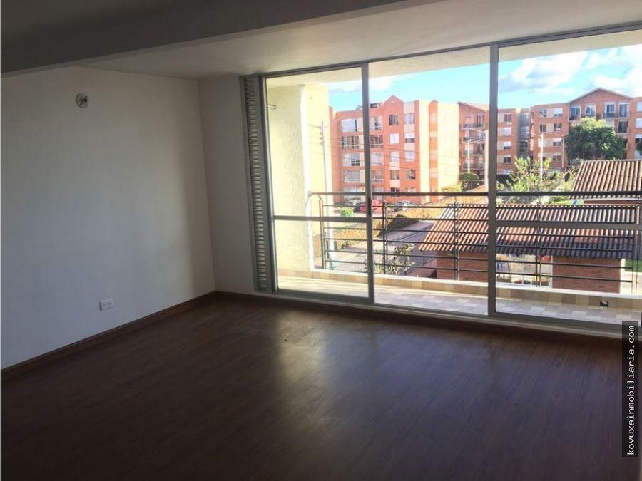 apartamento en ventaen cajica