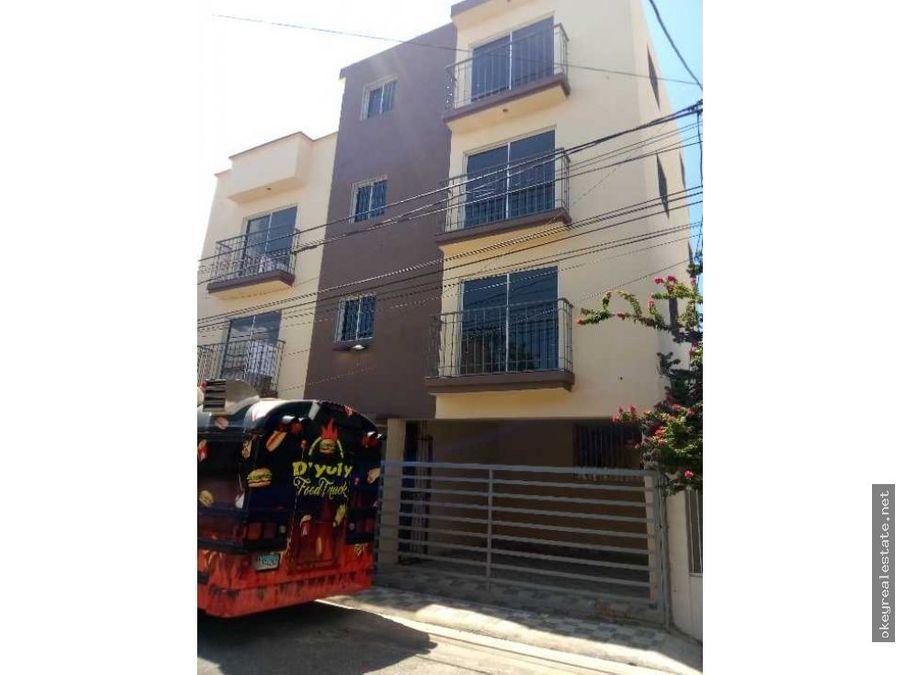 apartamento en villa carmen