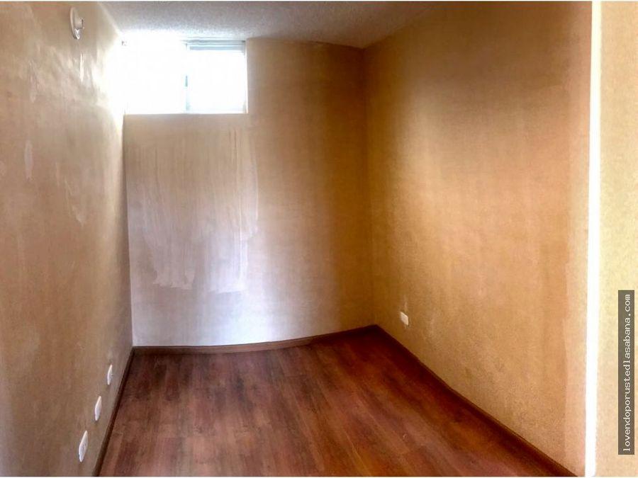 apartamento en zipaquira alborada real