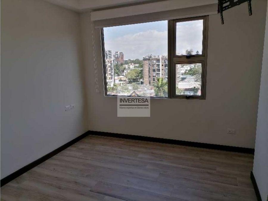 apartamento en zona 15 alquilo