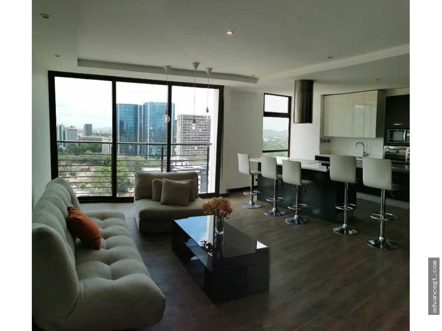 apartamento equipado en venta zona 10 fontabella