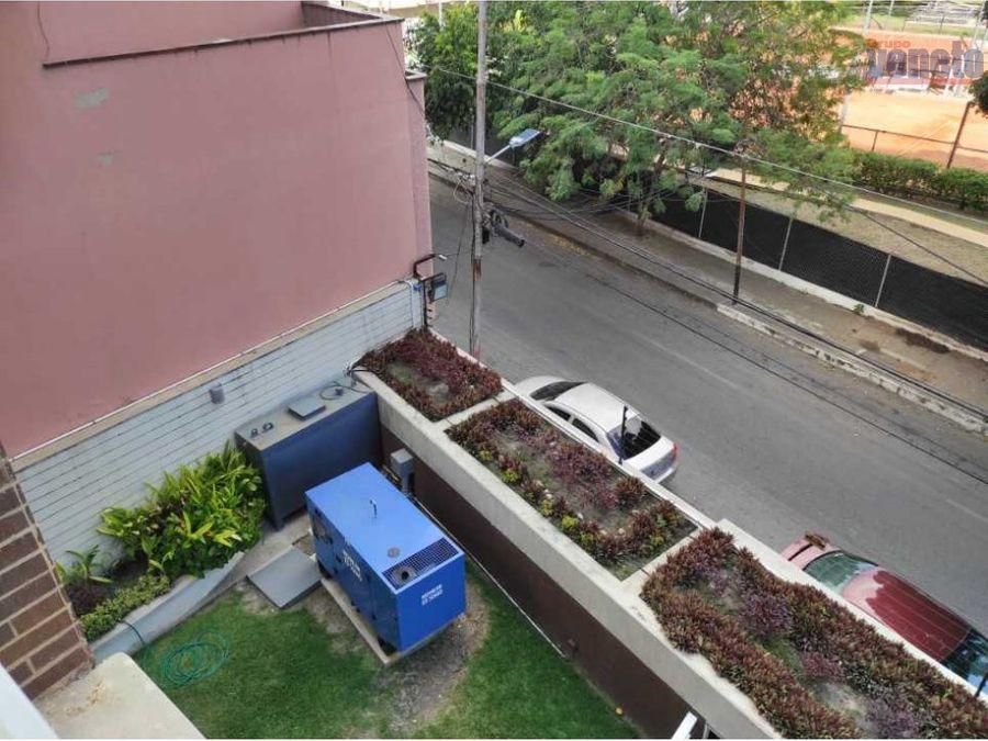 apartamento frente al country club barquisimeto este