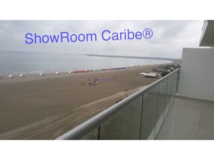 apartamento frente al mar zona morros
