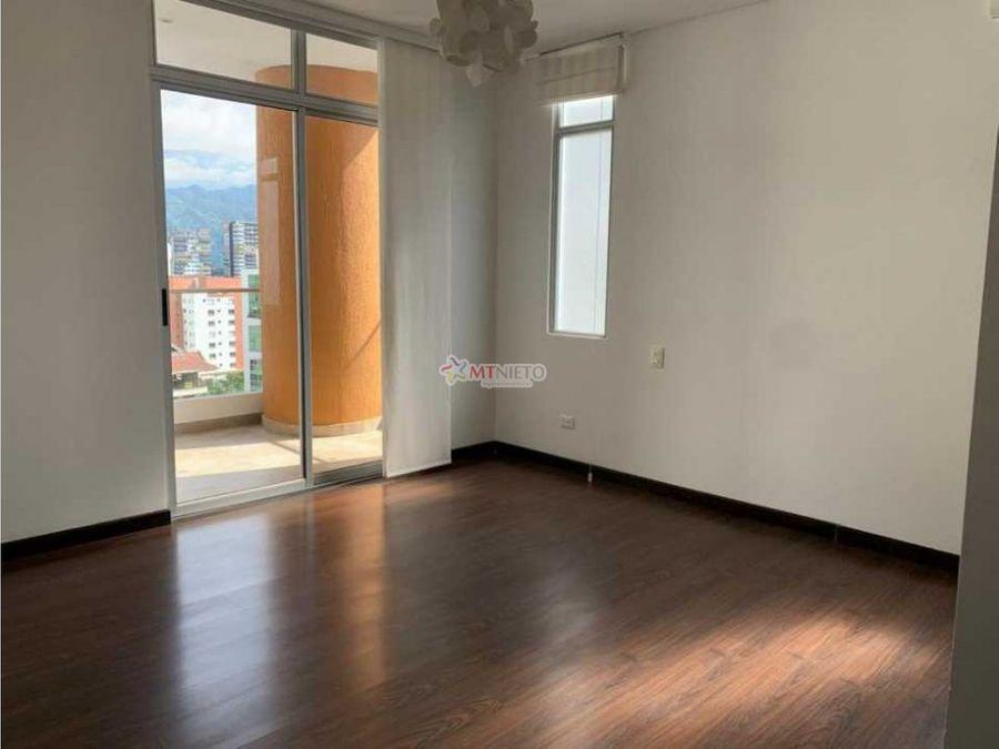 apartamento 152 m2 de 3 alcobas estudio la castellana