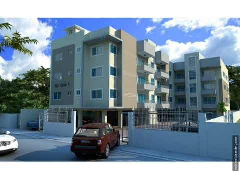 apartamento listo para entrega terraza de 75 m2