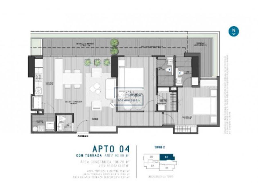 apartamento parma