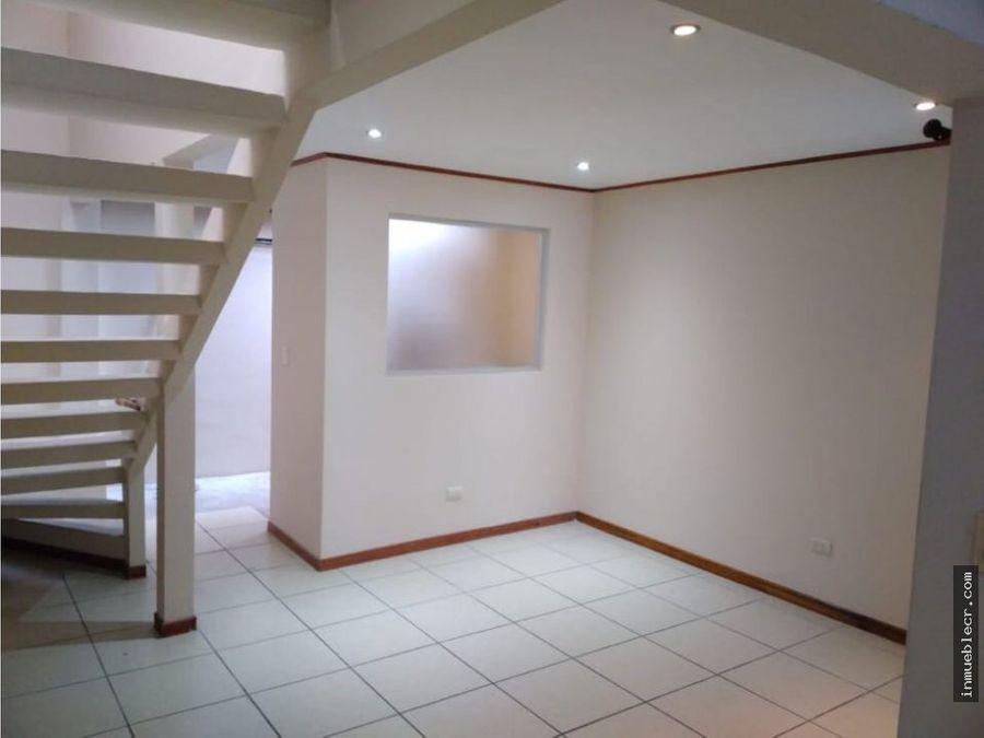 apartamento para alquiler