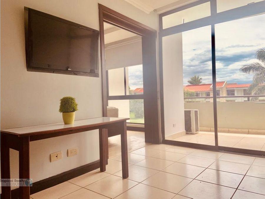 apartamento para alquiler incluye linea blanca en condominio
