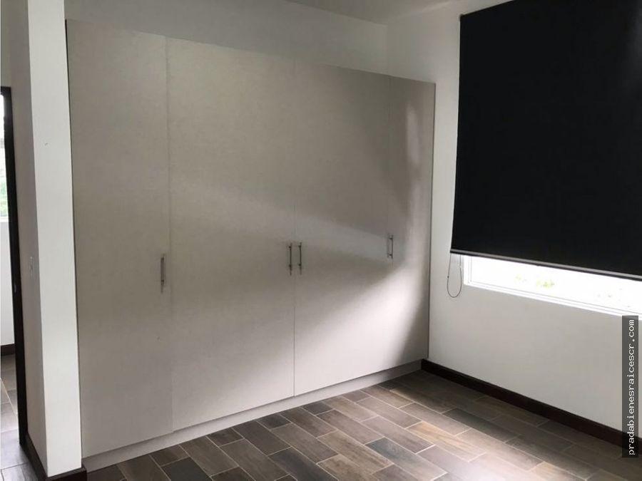 apartamento para alquiler en curridabat
