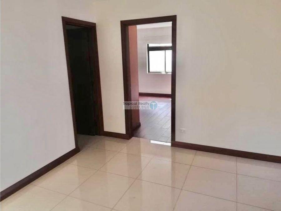 apartamento para alquiler en condominio escazu trejos montealegre